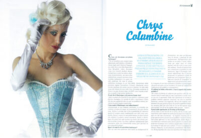 Chrys Columbine Burlesque Star in Playboy Italy 1 300dpi